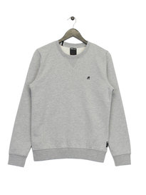 Replay Logo Sweatshirt Grey