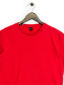 Replay Logo T-Shirt Red