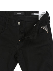Replay M914 473 Anbass Black Denim
