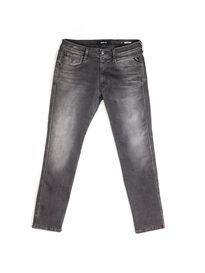 Replay M914 661 07B Anbass Hyperflex Grey Jeans