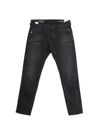 Replay M914 Anbass Hyperflex Plus Black Denim