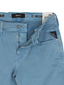 Replay M914 Anbass Hyperflex Coloured Denim
