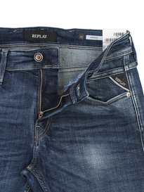 Replay M914Y Anbass Blue Denim