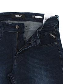 Replay M914Y Anbass Dark Indigo Denim