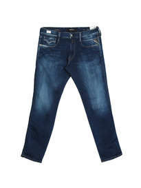 Replay M914Y Anbass Hyperflex Blue Denim