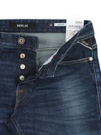Replay M983 Waitom Blue Comfort Denim