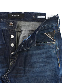 Replay MA972 Grover Iceblast Denim