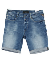 Replay MA981 23C 940 Demin Shorts Blue