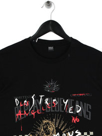 Replay Natural Life T-Shirt Black