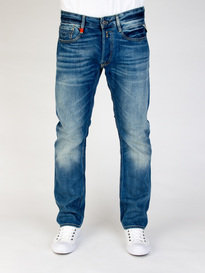 Replay Newbill Loose Fitting Denim Jeans