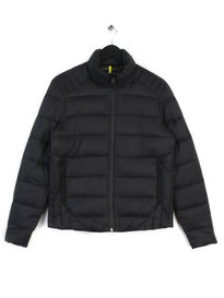 REPLAY PUFFA JACKET BLACK