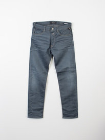 Replay Rbj.901 10Oz Dark Grey Stretch Denim