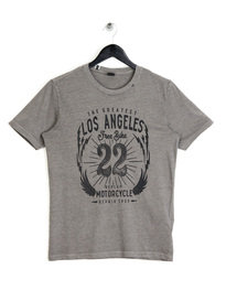 Replay The Greatest LA T-Shirt Grey