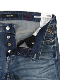 REPLAY WAITOM JEANS BLUE