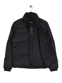 Replay Zip Collar Jacket Black