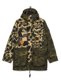 Ark Air Ridgeback Mindtrick Smock Jacket Green
