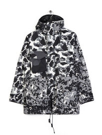 Ark Air Ridgeback Mindtrick Smock Jacket Grey
