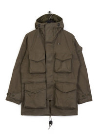 Ark Air Ridgeback Smock Jacket Khaki