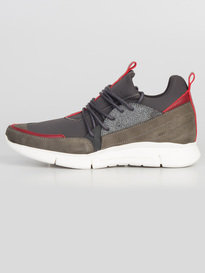 Android Homme Runyon Runner Trainer Caviar Grey