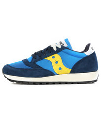 Saucony Jazz Original Trainer Blue