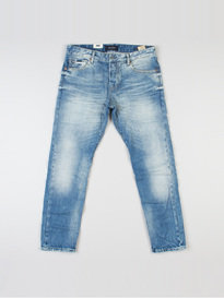 SCOTCH & SODA RALSTON SOLAR BRIGHT DENIM BLUE
