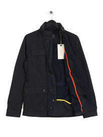 Scotch & Soda Military Jacket Midnight Navy