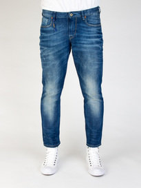 Scotch & Soda Catch 22 Moody Marble Denim Blue