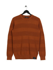 Scotch & Soda Chic Crewneck Pullover Orange
