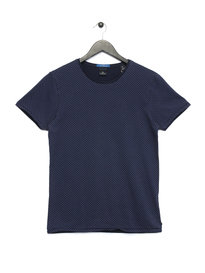 Scotch & Soda Classic Crewneck T-Shirt Combo A Navy
