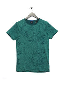 Scotch & Soda Classic Crewneck T-Shirt Combo B Green