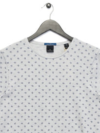 Scotch & Soda Classic Crewneck T-Shirt Combo E Grey