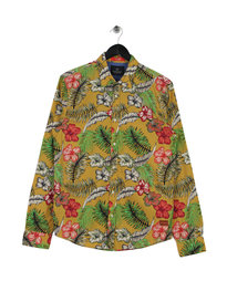 Scotch & Soda Colourful Printed Shirt Multicolour