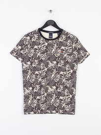 Scotch & Soda Crew Neck T-Shirt Multicolour