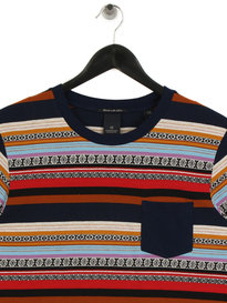 Scotch & Soda Crewneck T-Shirt Navy