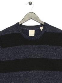 Scotch & Soda Home Alone Crew Neck Knit Navy