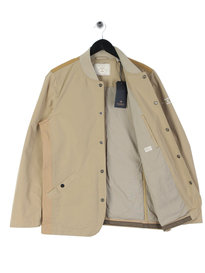 Scotch & Soda Inbetween Jacket Sand Brown