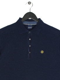 Scotch & Soda Indigo Polo Navy