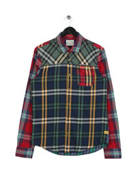 Scotch & Soda Mix & Match Check Shirt Multicolour