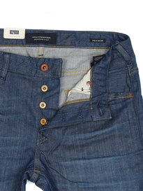 Scotch & Soda Phaidon Babosa Blue Denim