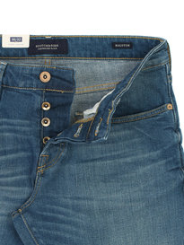 Scotch & Soda Ralston Blauw Touch Blue Denim