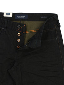 Scotch & Soda Ralston Plus Nature Wins Denim Blue