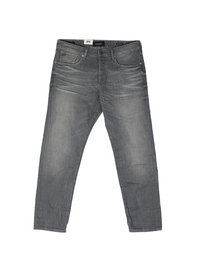 Scotch & Soda Ralston Stone And Sand Slim Fit Denim Jeans Grey