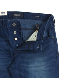 Scotch & Soda Ralston Winter Spirit Blue Denim