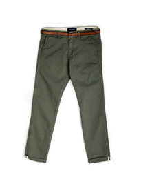 Scotch & Soda Slim Fit Chino Khaki
