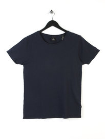 Scotch & Soda S&S Crew T-shirt Navy