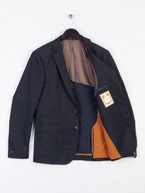 Scotch & Soda Summer Blazer Navy