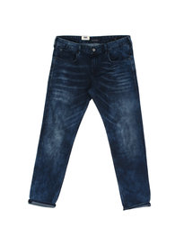 Scotch & Soda Tye Slim Carrot Denim Blue