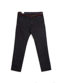 Scotch & Soda Slim Fit Chino Navy