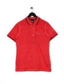 Sseinse Pocket Polo Red