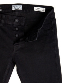Only & Sons Warp Camp Black Jeans